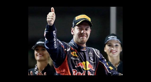 Formula 1'in Kralı Sebastian Vettel
