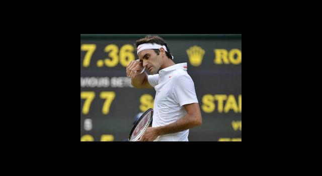 Wimbledon'ın Son Kurbanı Federer