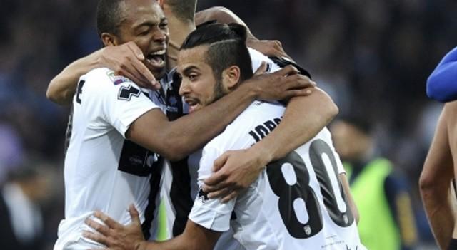 Parma şoku Juventus'u sarsmadı