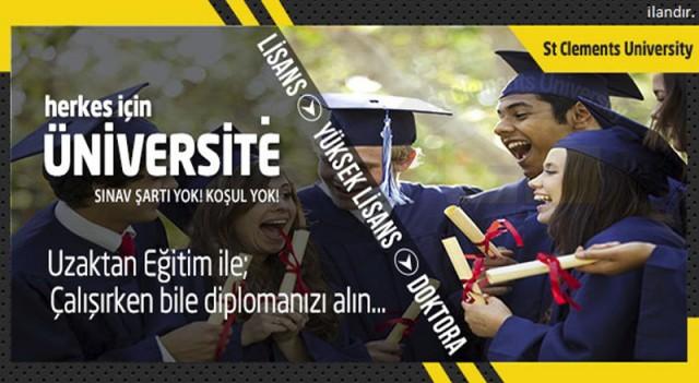 Sınavsız Üniversite! Yeni Dönem Kayıtları Başladı