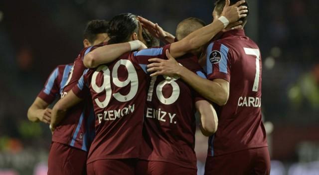 Trabzon'dan G.Saray'a gönderme