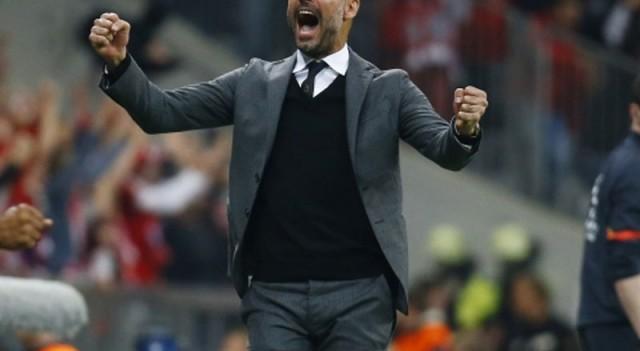 Guardiola'nın pantolonu yırtıldı!