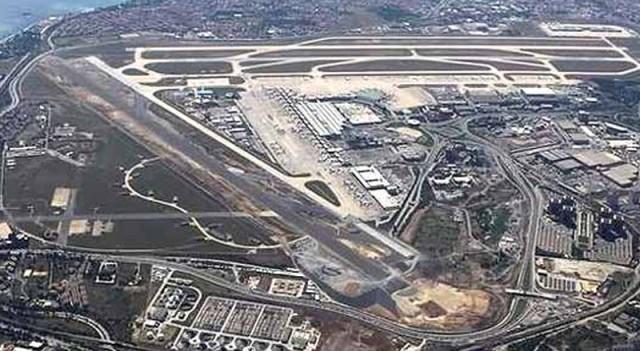 İstanbul Atatürk Havalimanı'nda kriz!