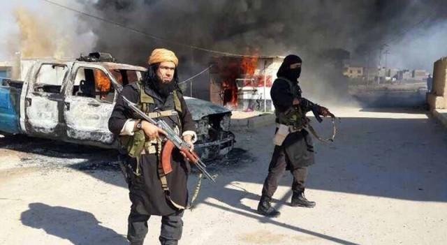 Türkiye'den IŞİD'e geçit yok