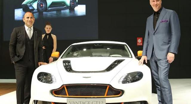 Aston Martin yeniden Türkiye'de