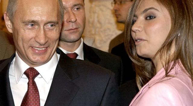 'Putin baba oluyor'