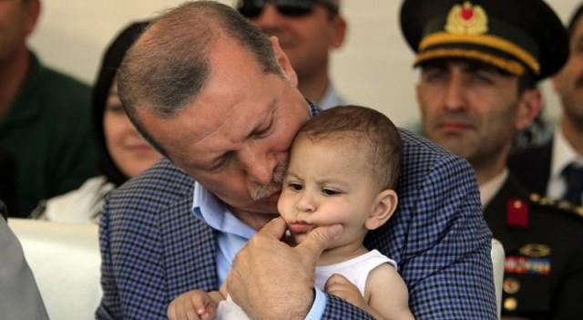 Erdoğan'a küçük adaş sürprizi