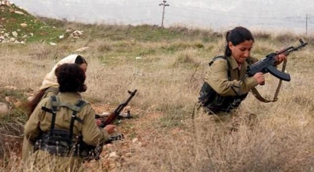 PKK peşmergeyi kuşattı!
