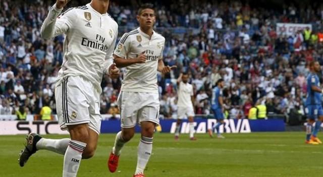 Ronaldo gol kralı oldu