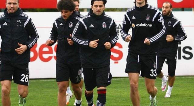 Beşiktaş'ta tek hedef  3 puan