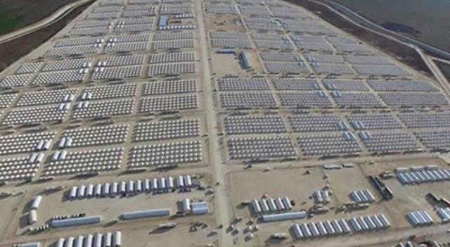 61 bin kişi Kobani'ye geri döndü