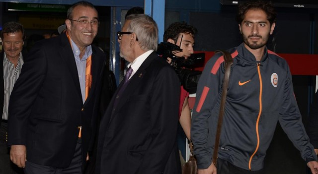 Galatasaray'a taraftar şoku