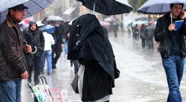 Meteoroloji'den yağış ve sel uyarısı