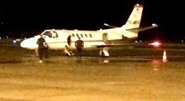 Trabzonspor bombayı patlattı! Özel uçakla geldi...