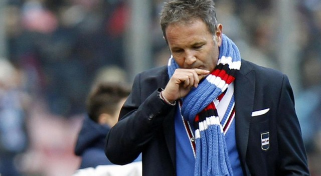 Sampdoria'da Mihajlovic dönemi bitti!