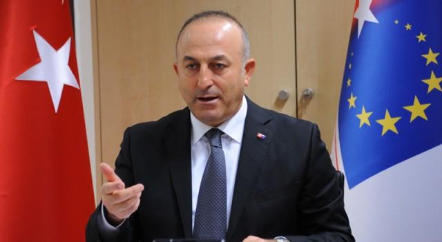 Çavuşoğlu: 'Suriye rejimi IŞİD'e destek veriyor'