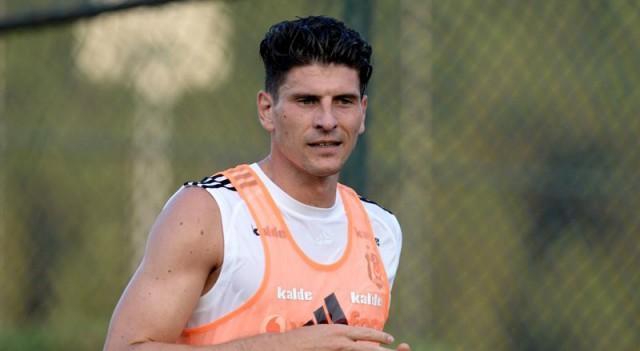 Mario Gomez:  'Beşiktaş'a gitmek geri adım...'