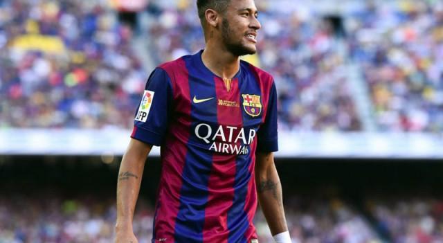 Neymar kabakulak oldu