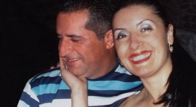 Önce karısını öldürdü sonra intihar etti