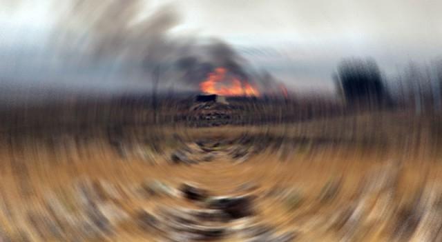 Havan mermisi Türkiye'ye düştü