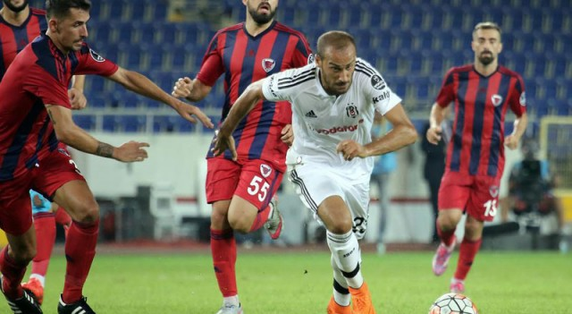 Beşiktaş - Mersin İdman Yurdu: 5-2