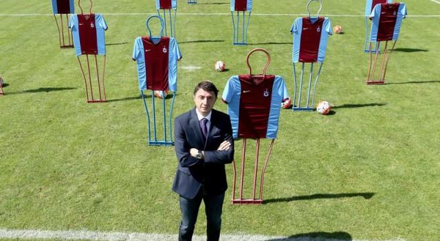 Şota Arveladze: 'Trabzonspor son olsun'