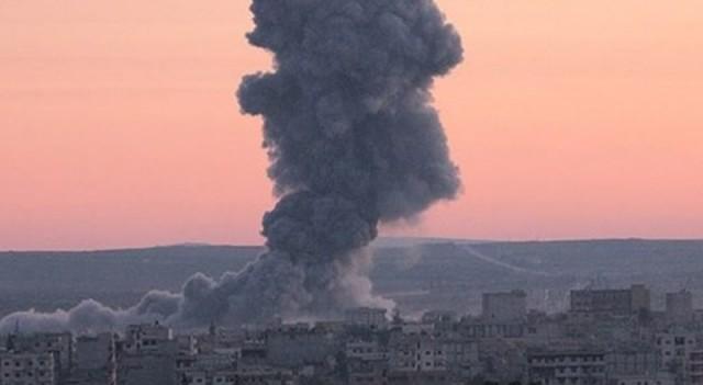 IŞİD hedeflerine 26 hava saldırısı!