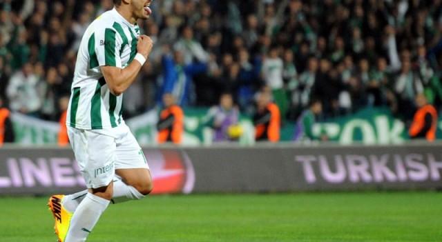 Bursaspor'un eski golcüsü Eskişehirspor'da!