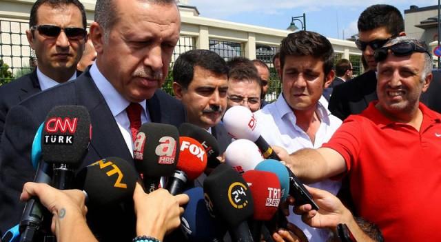 Cumhurbaşkanı Erdoğan:  Seçim 1 Kasım'da