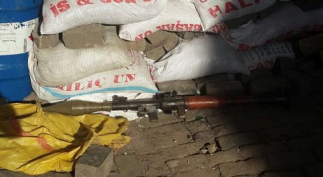 Diyarbakır'da hendek operasyonunda çatışma