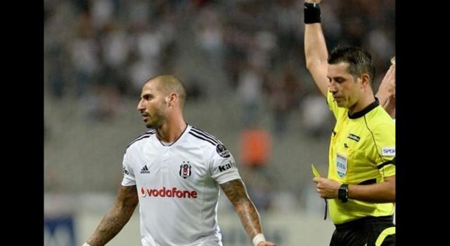 Beşiktaş'ta Quaresma şoku!