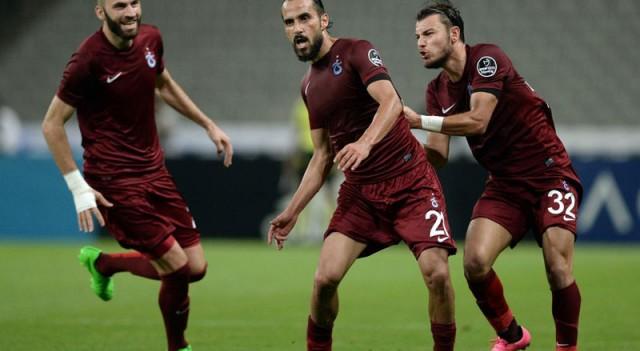 Trabzonspor'da Erkan Zengin fırtınası