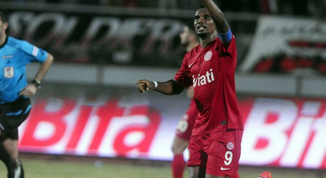 Antalyaspor'dan tarihi başlangıç!