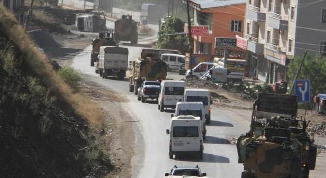 PKK'nın korkulu rüyası 'Mavi Bereliler' sınırda