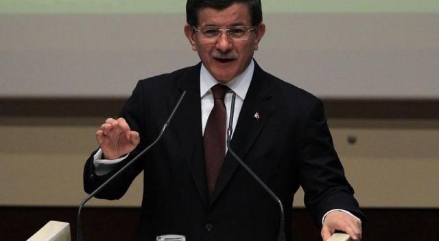 Davutoğlu'ndan Tuğrul Türkeş açıklaması