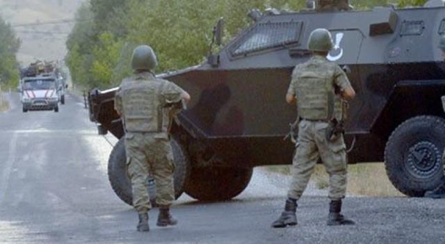 Kadını öldüren PKK'lılardan biri öldürüldü