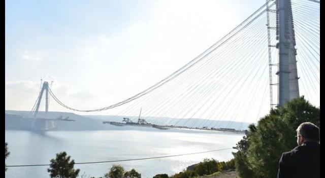 3. Köprü'ye yeni rekor