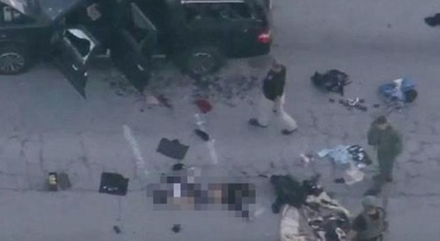 Ve o katliamı da IŞİD üstlendi