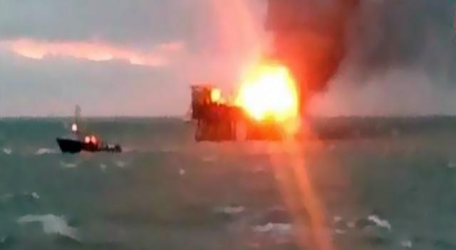 Petrol tesisinde kaza! 32 kişi öldü iddiası