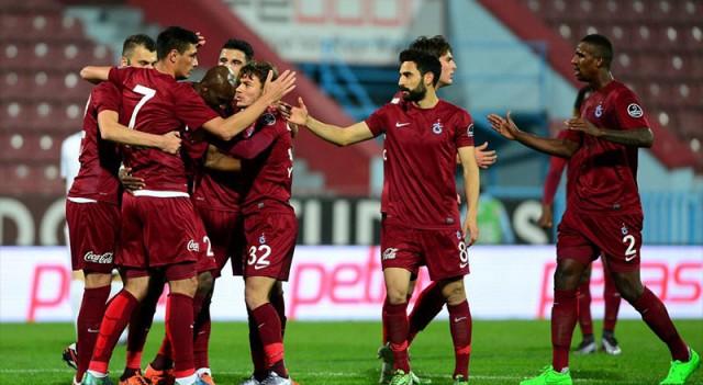 Trabzonspor:3 Eskişehirspor:1 | Süper Toto Süper Lig Maç Özeti