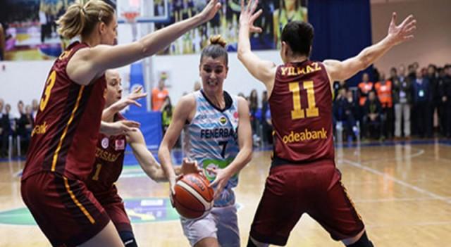 Avrupa derbisi Fenerbahçe'nin