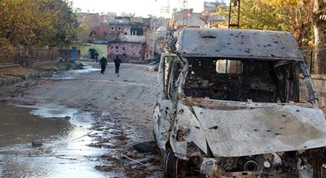 Sur'da operasyon: 1 polis yaralı