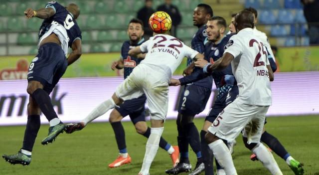 Ç.Rizerspor: 3 Trabzonspor:0 |Spor Toto Süper Lig Maç Özeti