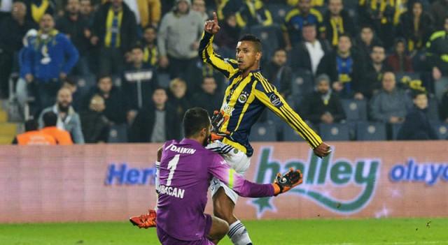 Fenerbahçe:1 M.Başakşehir:0 | Spor Toto Süper Lig Maç Özeti
