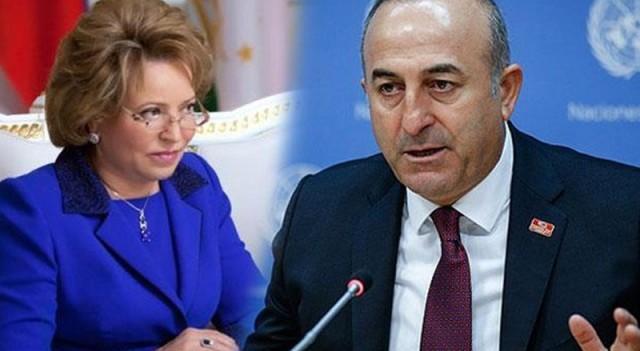 Türkiye ile Rusya arasında sürpriz görüşme