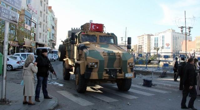 Çatışmalar şiddetlendi: Asker Sur'a girdi