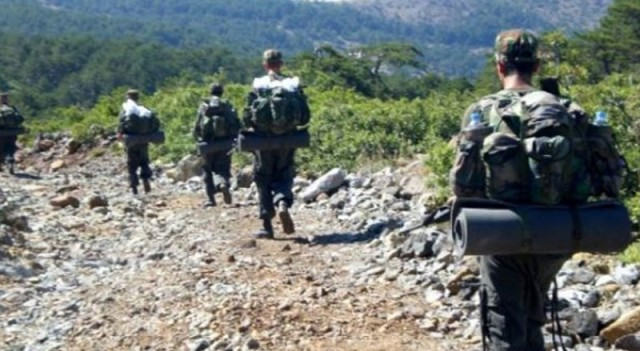 Tunceli'de PKK'ya operasyon: 1 astsubay yaralı