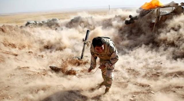 70 IŞİD'li militan öldürüldü