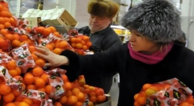 Rusların yaptırımı ülke ekonomisini vurdu!