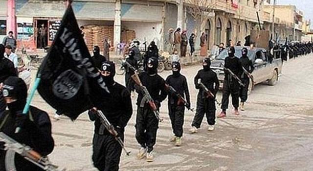 9 DAEŞ militanı yakalandı
